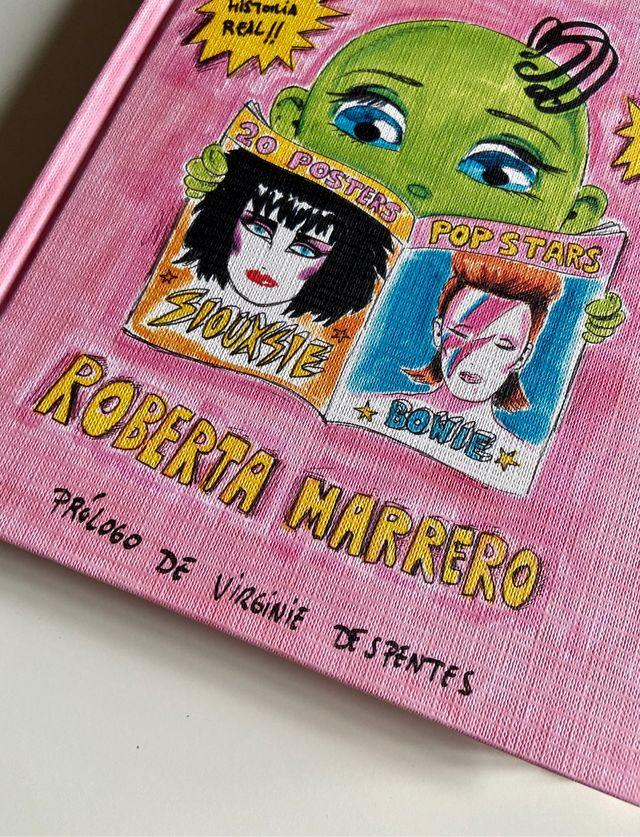 Libro 'El bebé verde', de Roberta Marrero