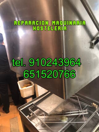 REPARACION MAQUINARIA DE HOSTELERIA