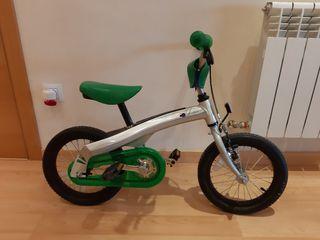 Bicicleta para niñ@s a partir de 3 años