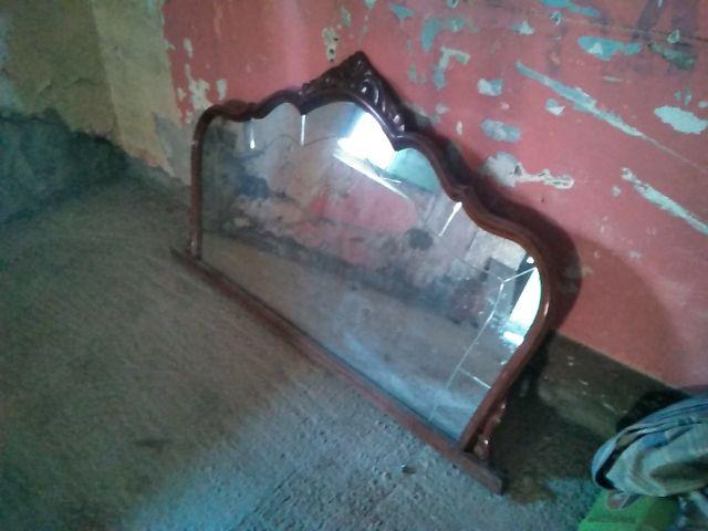 moble menjador amb mirall