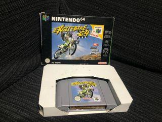 Excitebike 64 Nintendo 64