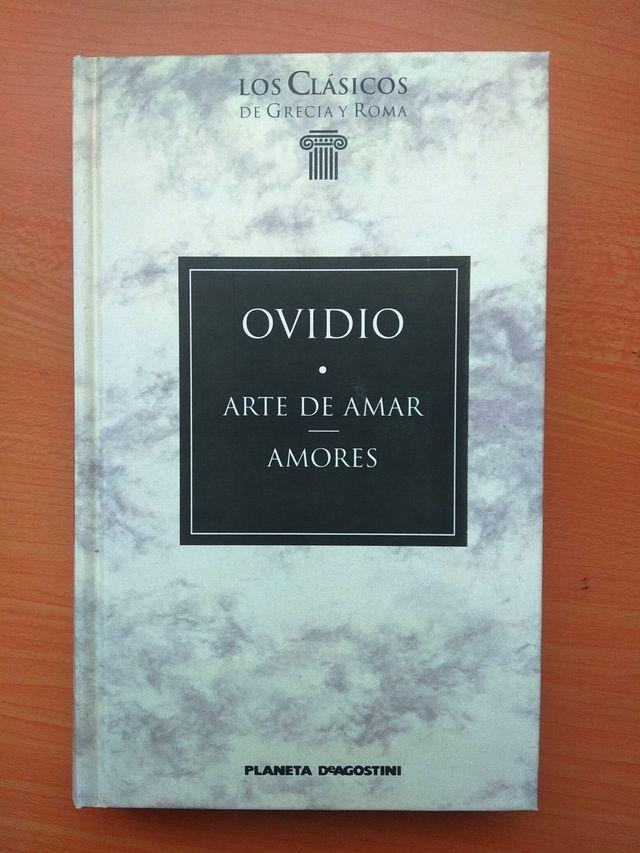Libro Arte de amar