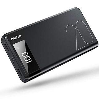 Bateria portatil power bank 20000mah nueva