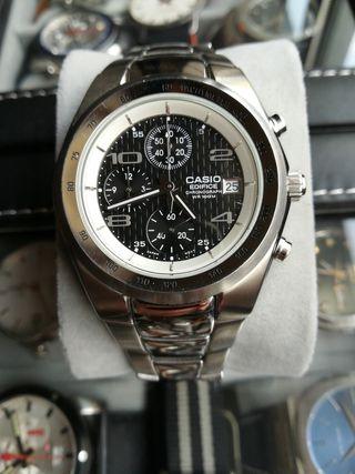 reloj/ rellotge Casio Edifice EF-501 Chronograph