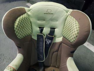 2 sillas coche, grupo 0 y 1 de Bebé Confort