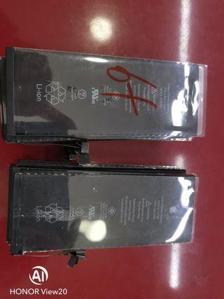 Lote 19 baterías iPhone 6+,6s+ original nuevos.