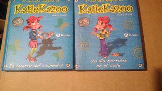 Libro lectura Kati kazoo