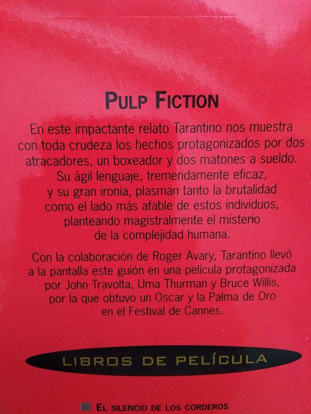 Guión Pulp Fiction