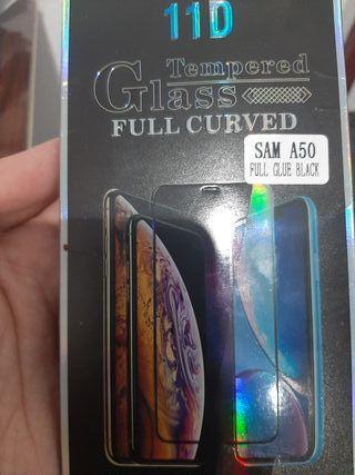 Protector pantalla cristal samsung A30