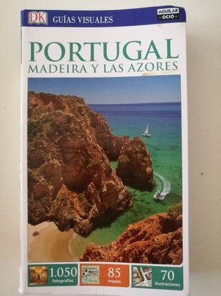 Guía viaje Portugal, Madeira y Las Azores