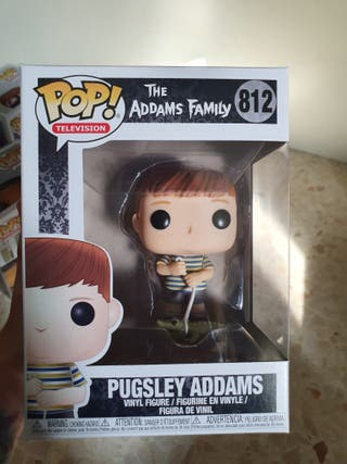 Pugsley Addams Funko Pop!
