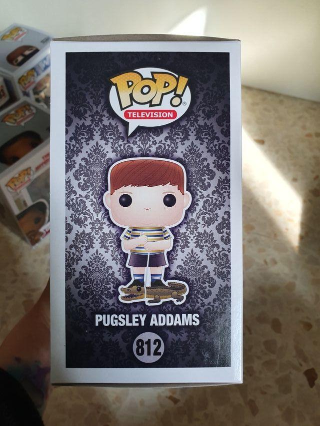 Pugsley Addams Funko Pop!