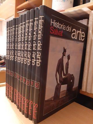 Enciclopedia 12 Tomos Historia Del Arte Salvat