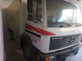 camión frigorífico mercedes-Benz 814 ecopower 1998