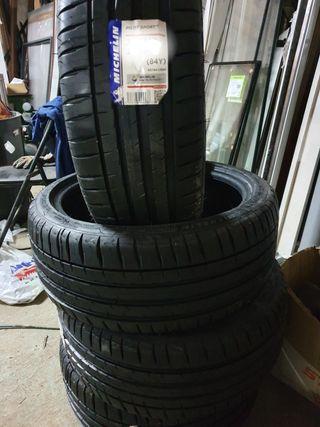 neumáticos michelin 125€ unidad