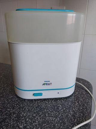 Philips Avent 3 en 1, esterilizador a vapor