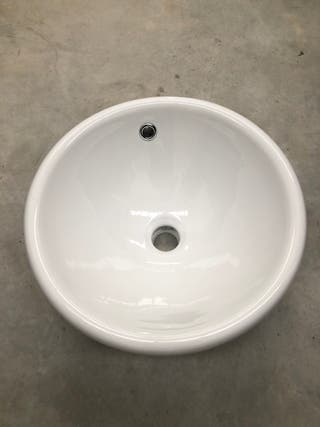Lavabo tipo foro diámetro 40cm