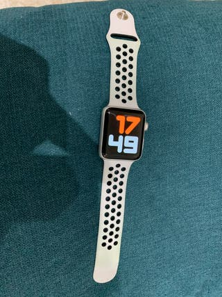 Apple watch serie 3 corona 42mm version nike