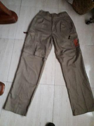 Pantalón trabajo hombre talla 38/40