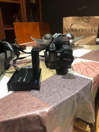 Cámara de vídeo de 8mm