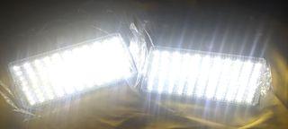 luces led solares 108 leds