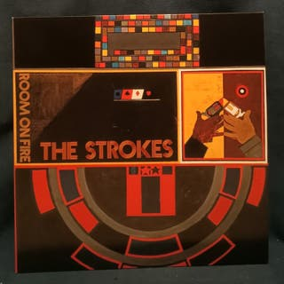 Vinilo The Strokes  Room On Fire