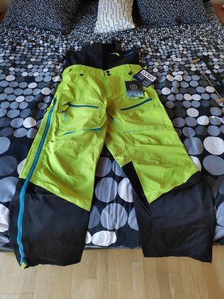Ternua pantalón esquí y travesia