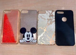 Fundas iPhone 7plus y 8plus