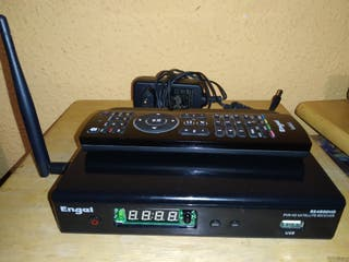 decodificador engel rs4800 hd