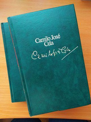 2 Libros Camilo José Cela
