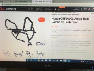 Defensas Honda Africa Twin Adventure Sport