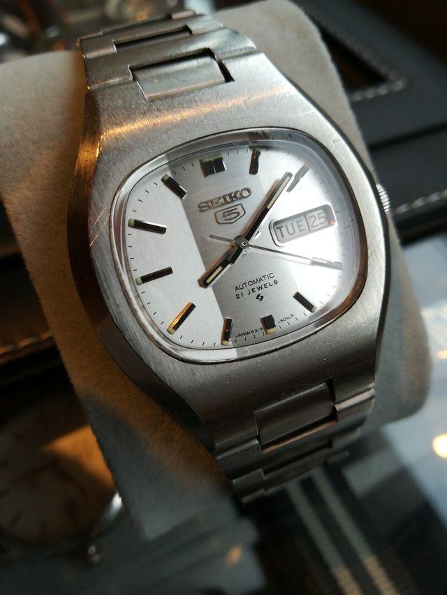 reloj /rellotge automàtic Seiko 5
