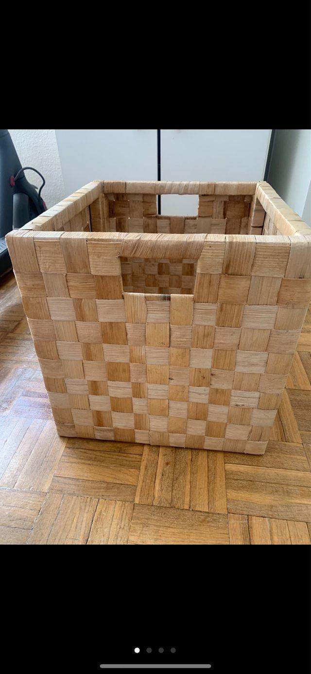 Cajas de almacenaje de ikea nasum