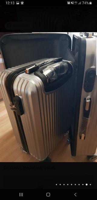 juego de 2 maletas de viaje