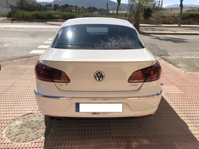 Volkswagen CC 2.0TDI BLUEMOTION