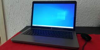 Portatil HP, AMD, 8GB RAM, 320GB HDD