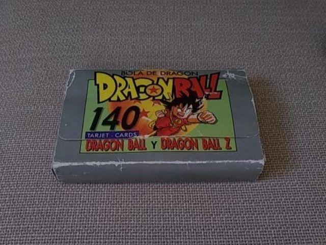 cartas bola de dragón completa