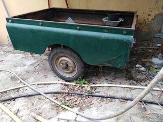 Remolque original Land Rover