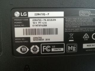 """Monitor LG 21,5"""""""