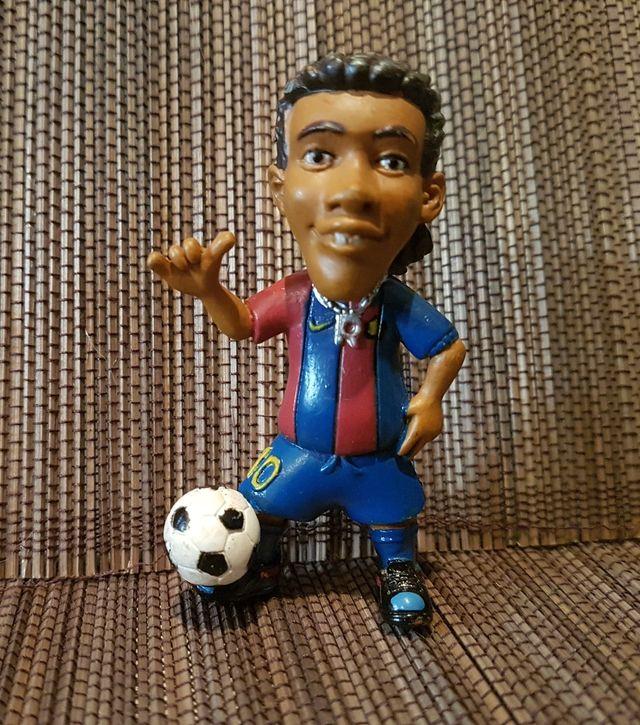 Figura PVC RONALDINHO FCB