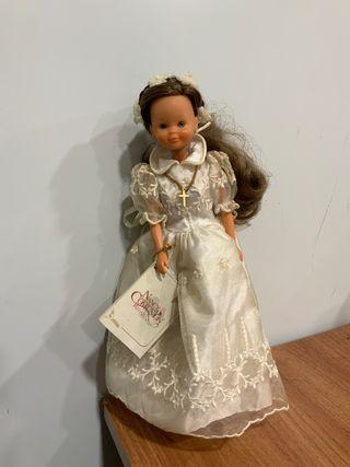 Muñeca Nancy Famosa comunión 1984