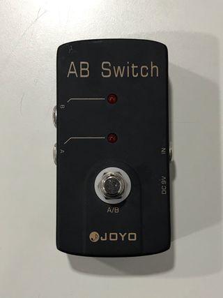 PEDAL JOYO AB SWITCH JF-30