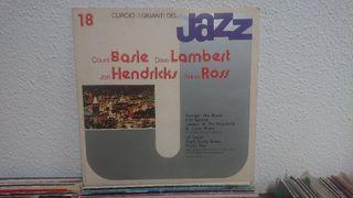 Vinilo Count Basie/Dave Lambert/Jon Hendricks...