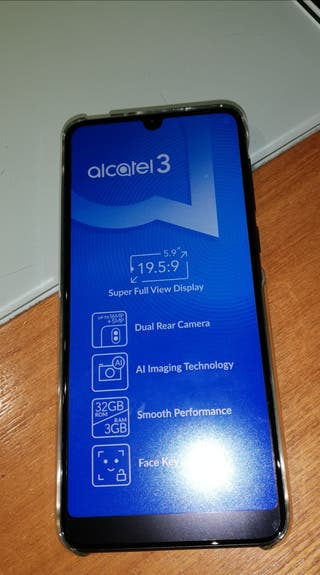móvil Alcatel 3