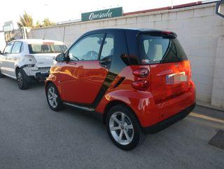 smart fortwo 2008 CDi Turbo Diesel