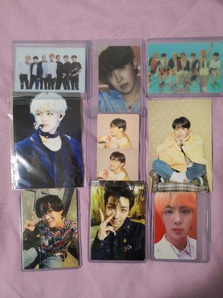 Photocards BTS
