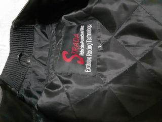 chaqueta de moto strada
