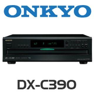 LECTOR CD ONKYO DX C390