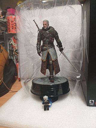 The Witcher wild hunt Geralt Grandmaster Ursine