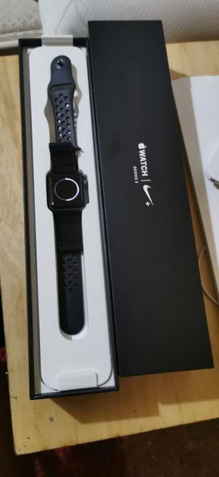 Apple watch serie 3 38mm nike gps